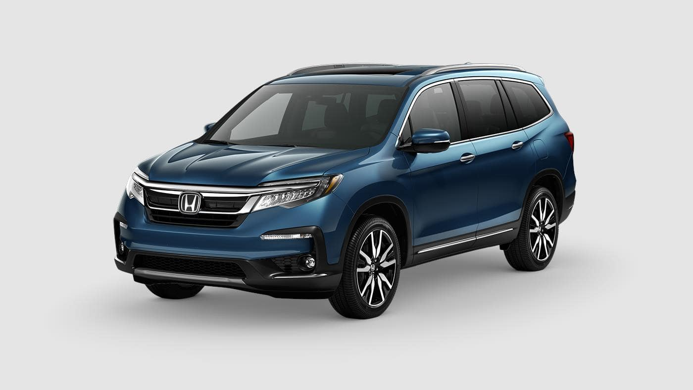 Bay Ridge NY - 2019 Honda Pilot Touring
