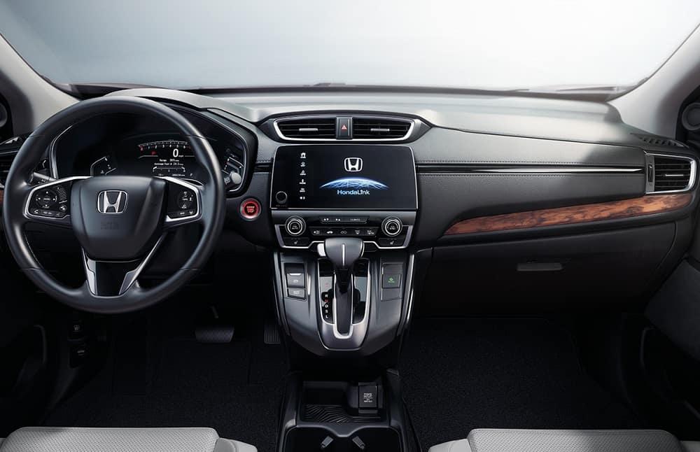 Brooklyn New York - 2019 Honda CR-V's Interior