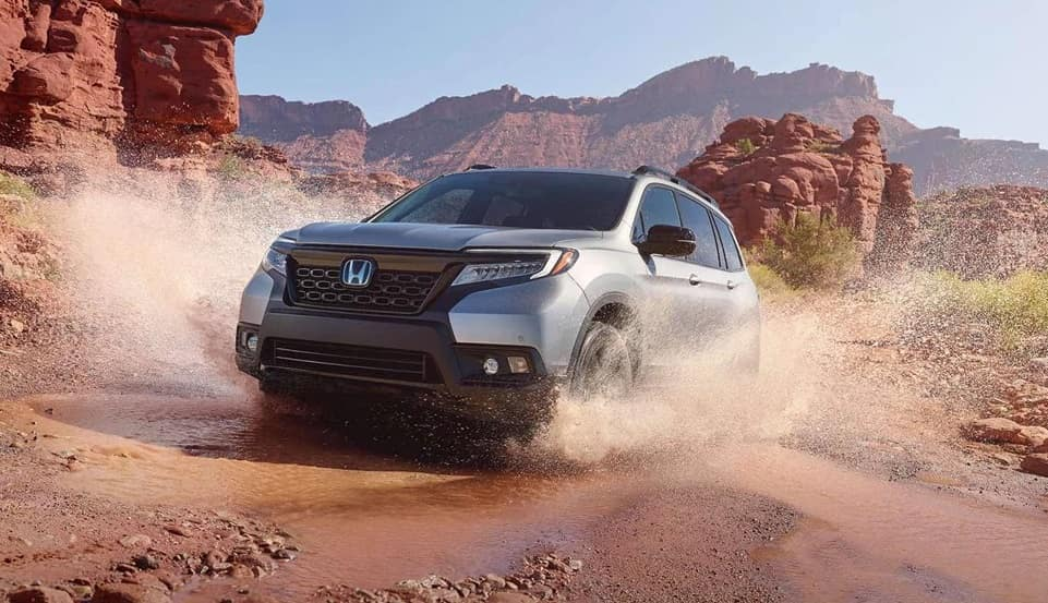 Certified Used Honda in Brooklyn NY - 2019 Honda Passport
