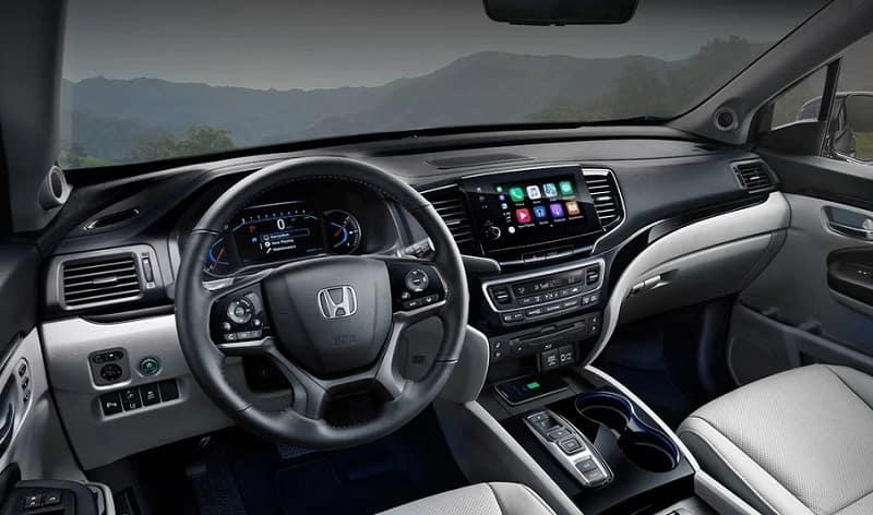 Brooklyn New York - 2019 Honda Pilot's Interior