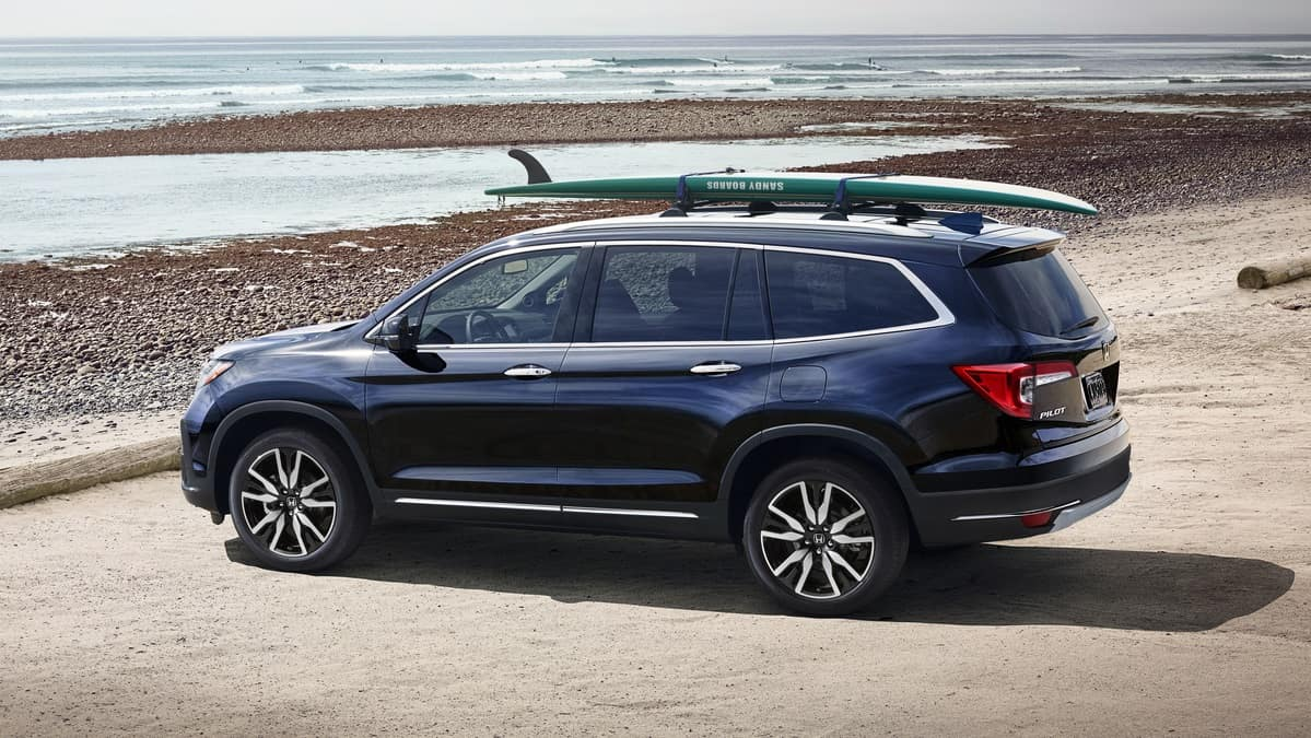 2019 Honda Pilot lease specials in Brooklyn New York