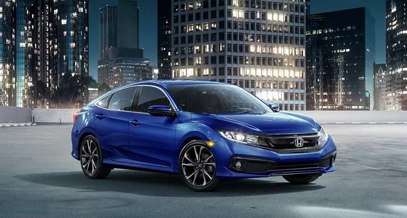 2019 Honda Civic Sedan near Bay Ridge New York