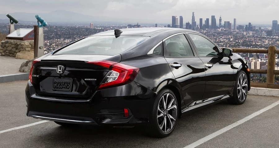 Bay Ridge NY - 2019 Honda Civic Sedan's Exterior