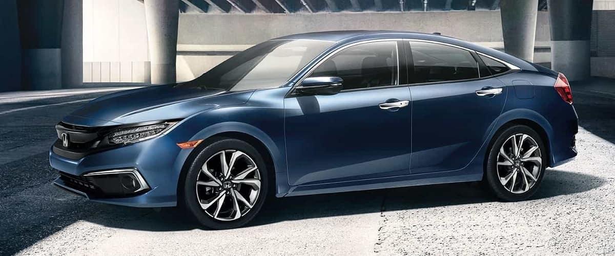 2019 Honda Civic Sedan near Bay Ridge New York
