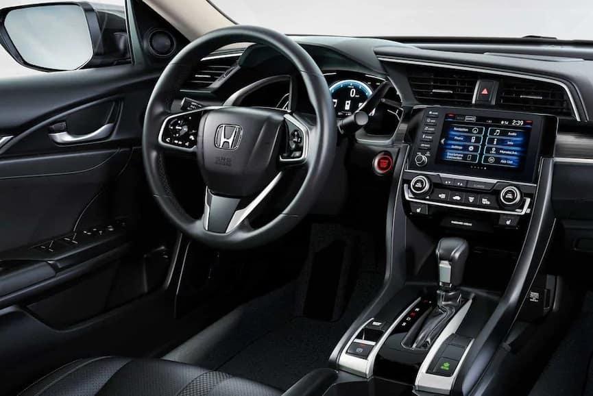 Brooklyn NY - 2019 Honda Civic's Interior