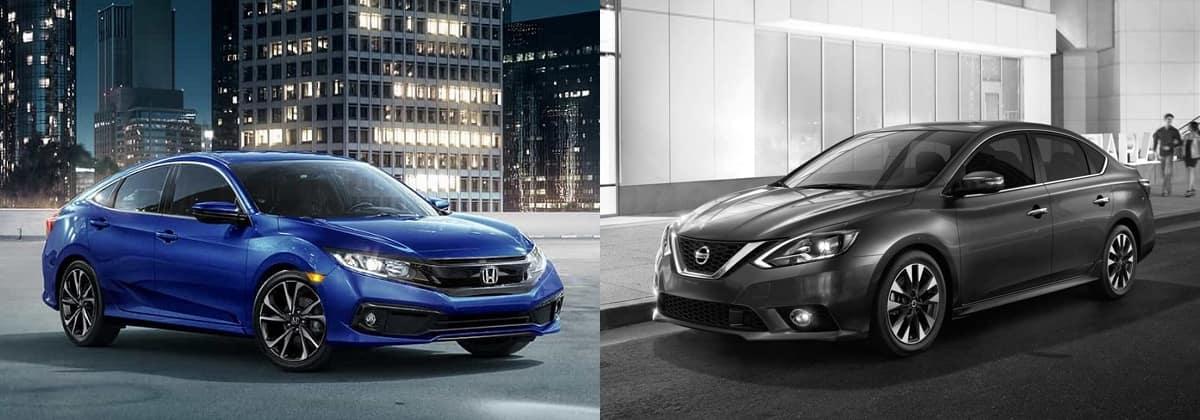 Why 2019 Honda Civic vs 2019 Nissan Sentra - Brooklyn NY