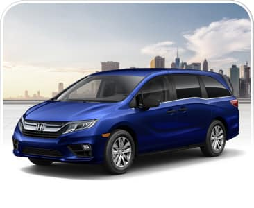 <b> 2019 Honda Odyssey LX </b>