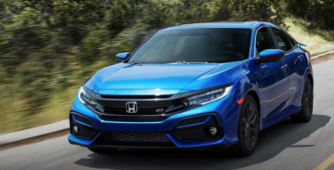 Ask Plaza Honda about the future 2020 Honda Civic Si