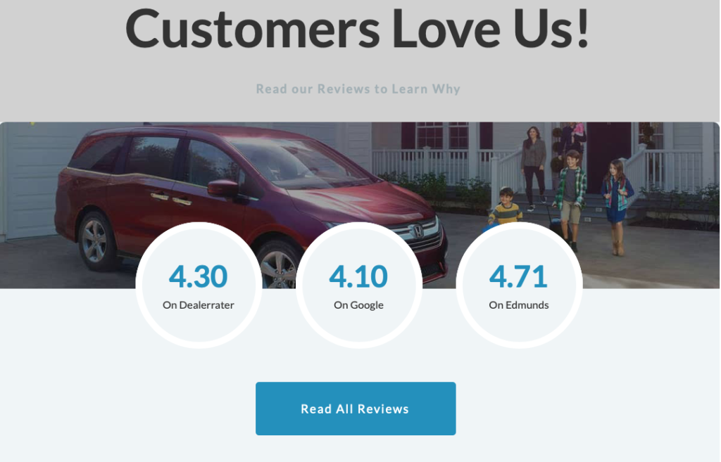 Highly Rated Honda dealership near Bay Ridge NY