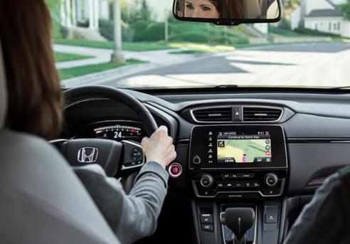Test Drive the 2019 Honda CR-V in Brooklyn NY