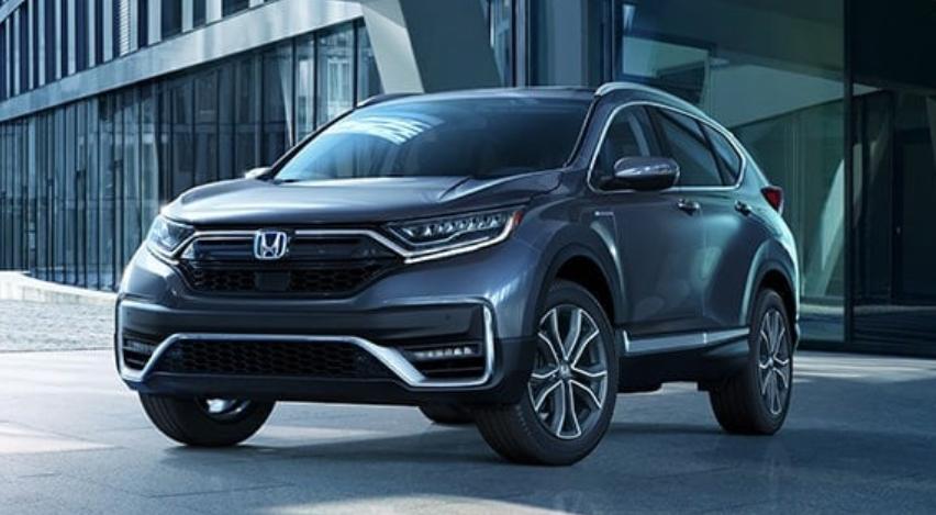 Contact Plaza Honda about the upcoming 2020 Honda CR-V