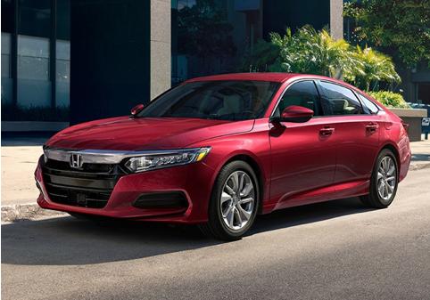 Why buy a 2019 Honda Accord vs 2019 Ford Fusion near New York City