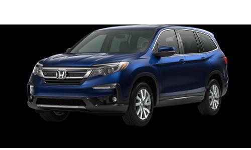 <b>2021 Honda PILOT EX-L AWD</b>