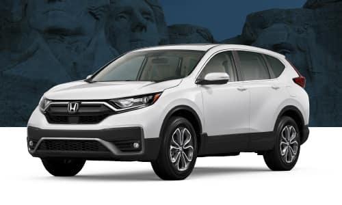 <b>2021 Honda CR-V LX AWD</b>