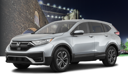 <b>2021 Honda CR-V EX AWD</b>