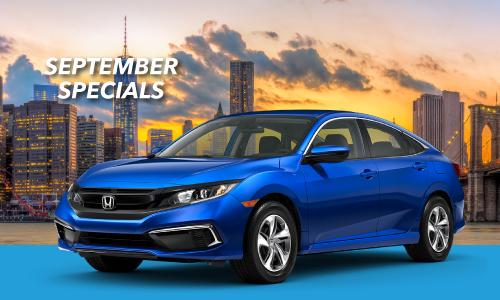 <b>2021 Honda Civic</b>