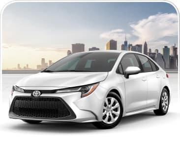 <b> 2020 Toyota Corolla LE FWD </b>