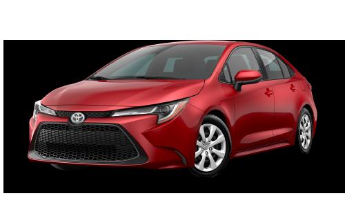 <b>2020 Toyota Corolla LE</b>
