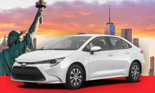 <b>2021 Toyota Corolla LE</b>