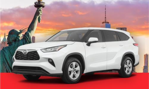 <b>2021 Toyota Highlander LE</b>