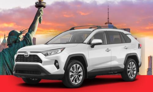 <b>2021 Toyota RAV4 LE</b>