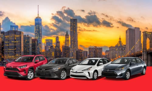 <b>Toyota Select Certified Pre-Owned Vehicles - RAV4 / Camry / Prius / Corolla</b>
