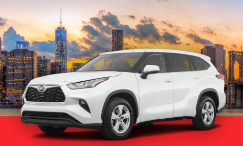 <b>2021 Toyota Highlander</b>