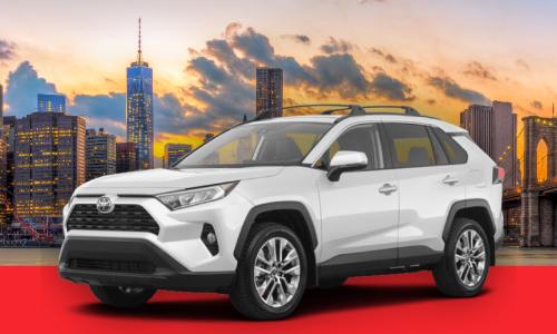 <b>2021 Toyota RAV4</b>