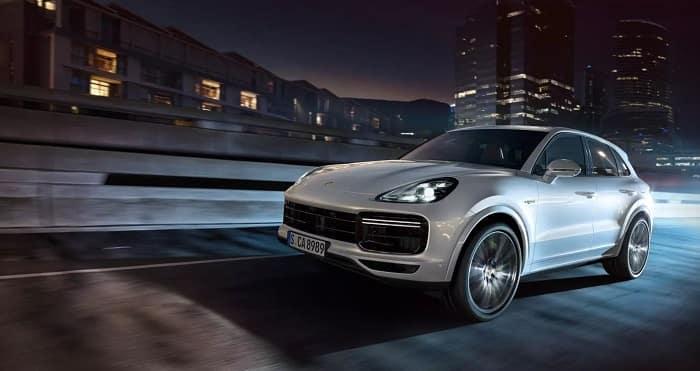 Porsche National Lease Offers