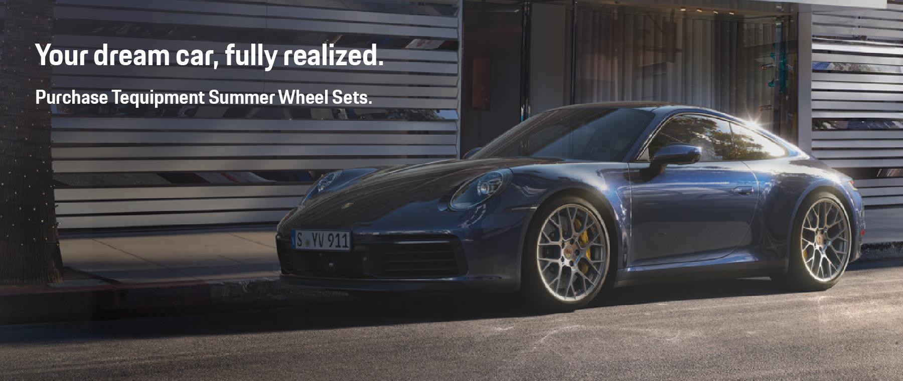 Porsche Wheel Sets