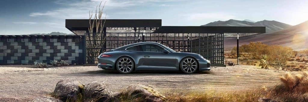 2018 Porsche 911 Carrera Model