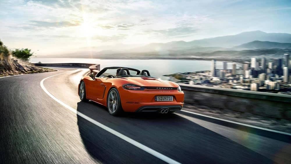 Porsche 718 Gallery Image