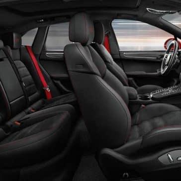 2019 Porsche Macan GTS Interior