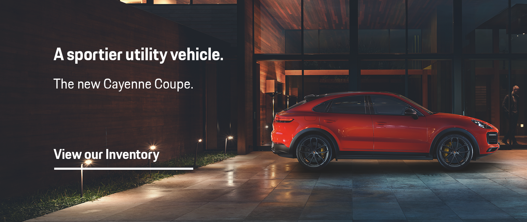 cayenne coupe ad