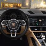 2021 Porsche Cayenne Interior Dash