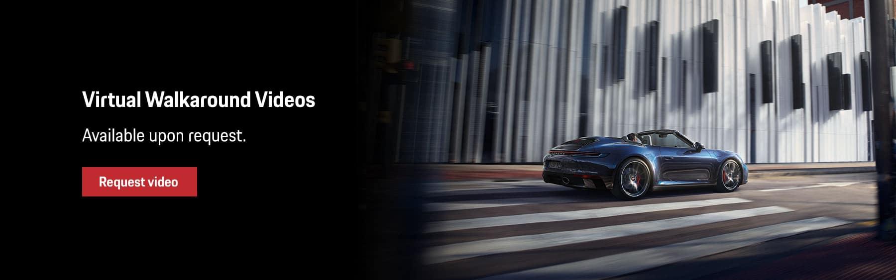 Porsche Walkaround Videos
