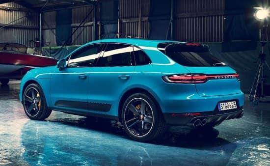 Porsche Luxury SUVs