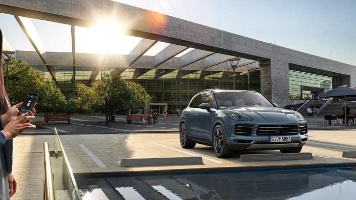 New Porsche SUVs