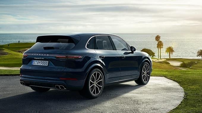 New Porsche E-Hybrid Cars