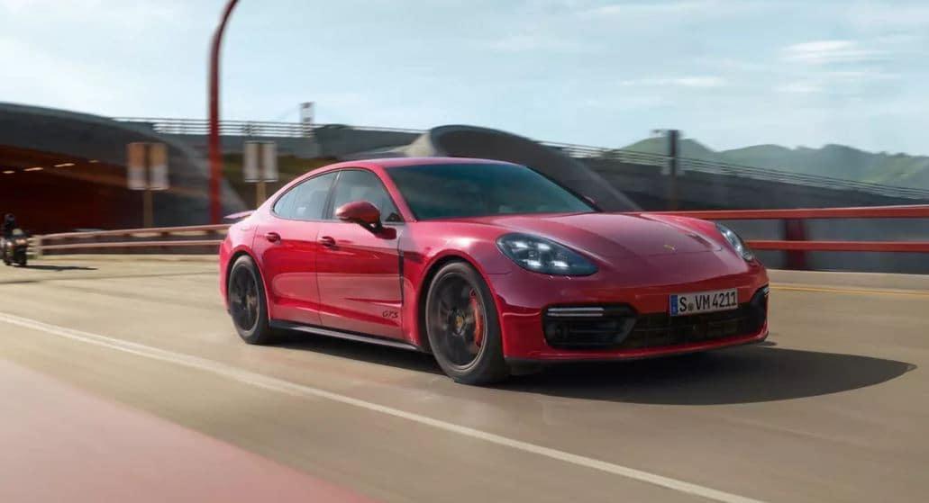 Order Porsche Parts