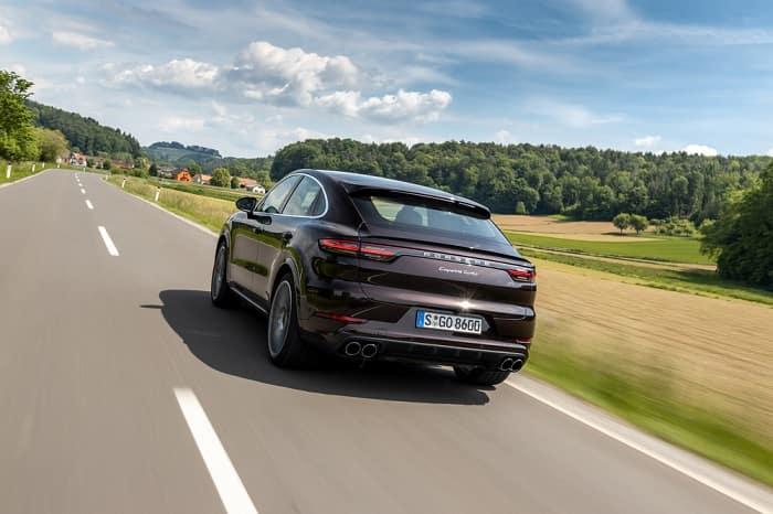Porsche Demo Vehicle Specials