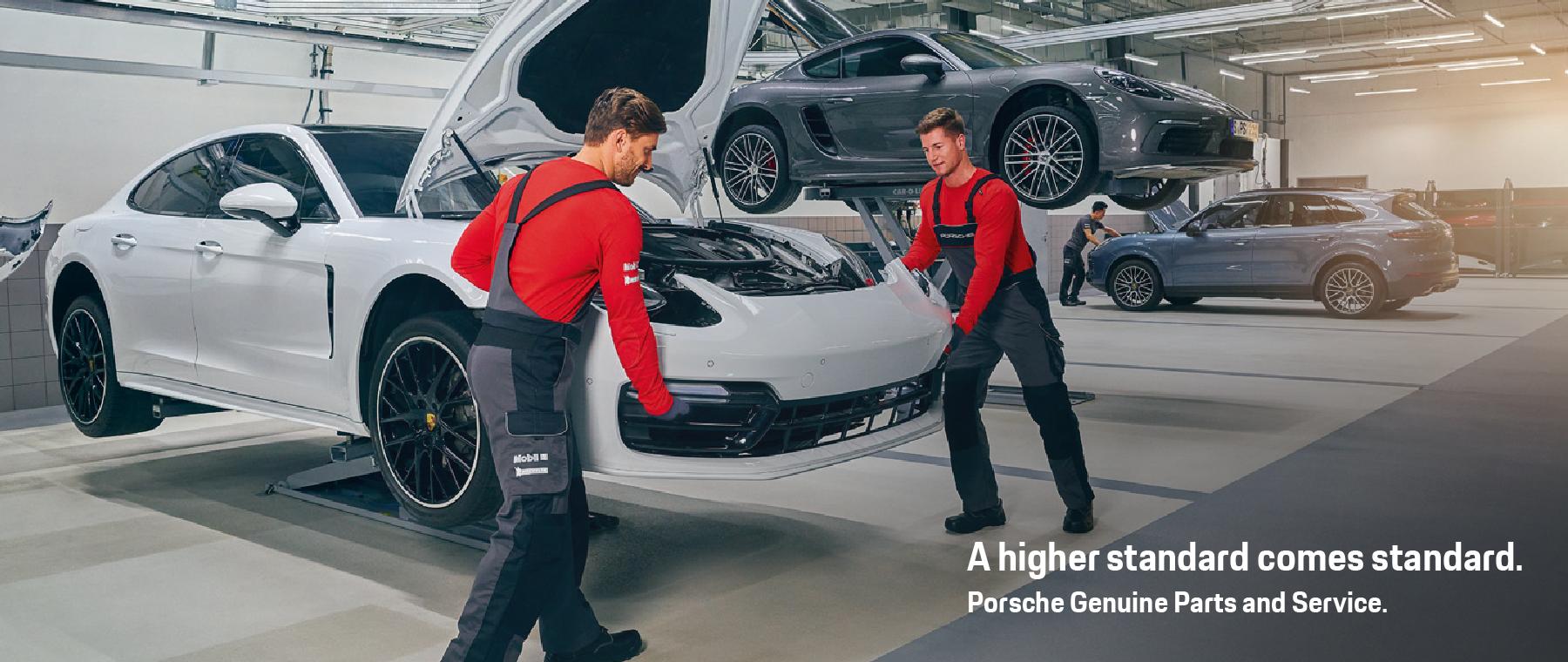Porsche Bend Service and Parts