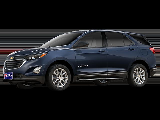 New 2019 Chevrolet Equinox LT AWD