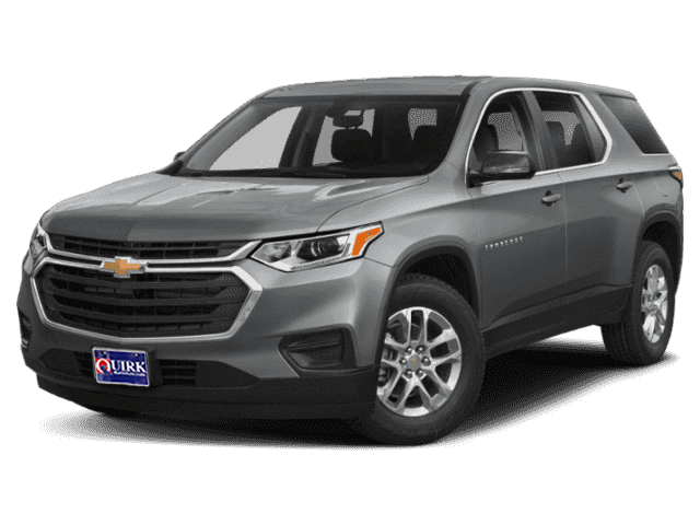 New 2019 Chevrolet Traverse LS AWD