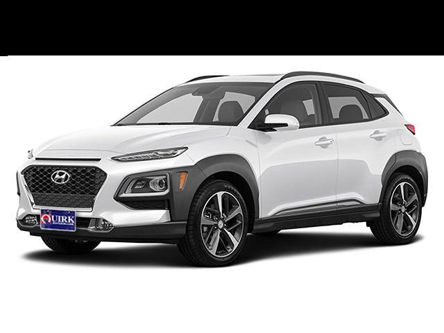 New 2019 Hyundai Kona SEL AWD
