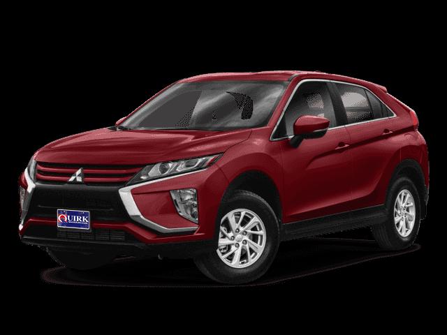 New 2018 Mitsubishi Eclipse Cross ES FWD Sport Utility