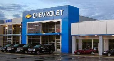 Quirk Chevrolet Bangor
