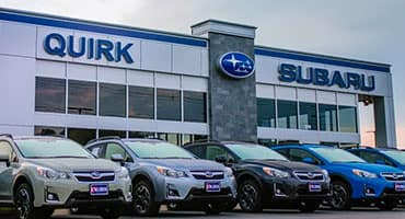 Quirk Subaru