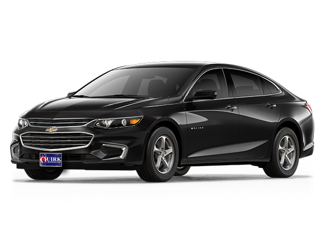New 2018 Chevrolet Malibu LS FWD 4dr Car