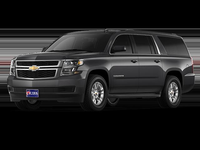 New 2018 Chevrolet Suburban LT 4WD